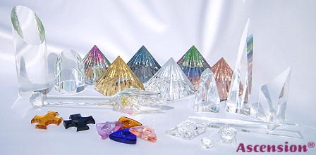 Ascension LichtKristall-Werkzeuge